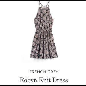 Stitch Fix French Grey Robyn Knit Dress